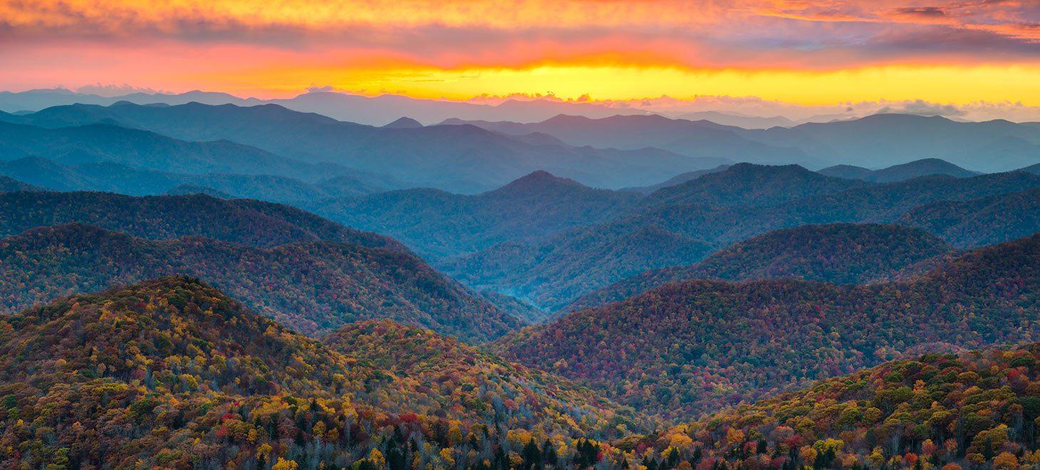 Blue Ridge Mountains Va Hiking Biking Amp Foliage