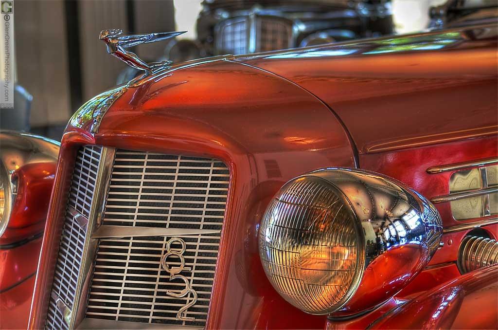 Fall Car Wallpaper Auburn Cord Duesenberg Museum Glen Green Photography