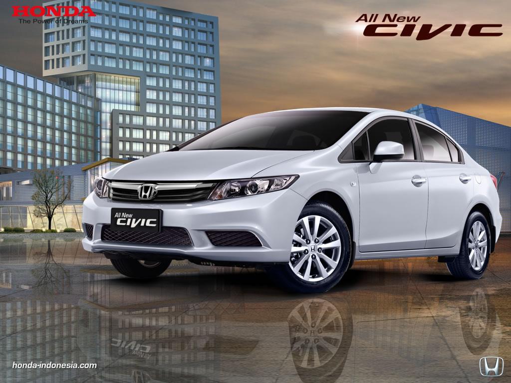 All New Honda Civic  Glen Honda Mobil