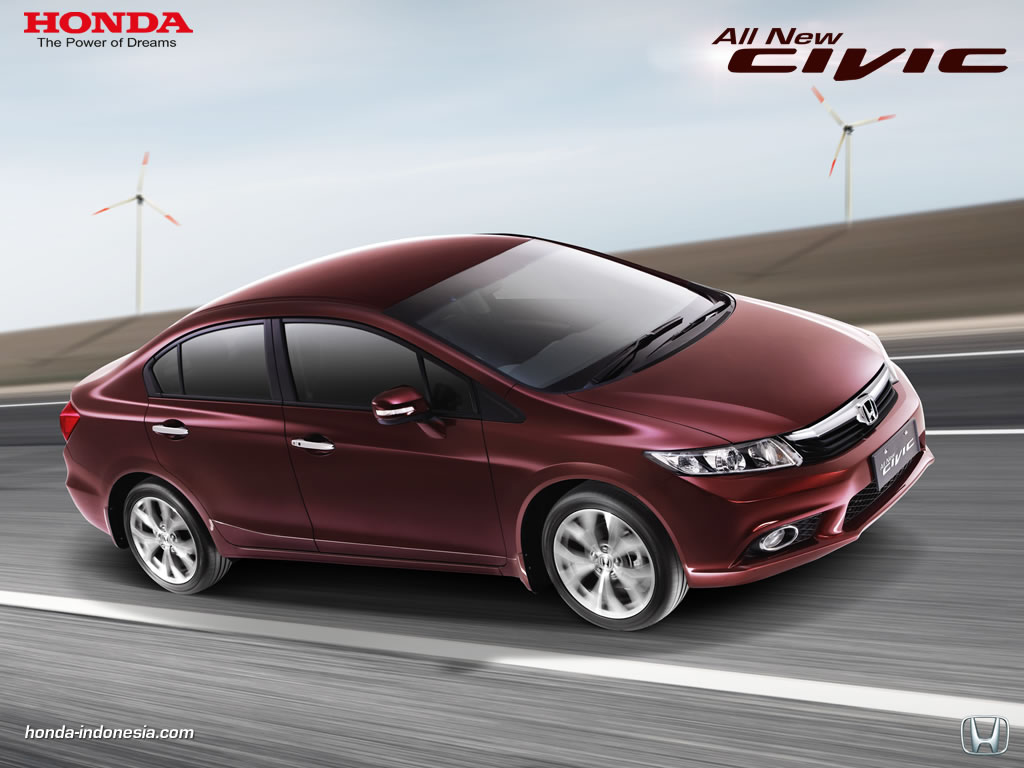 All New Honda Civic  Glen Honda Mobil