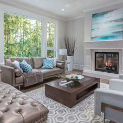 Staging A Living Room Occasional Chairs Main White Rock Homes