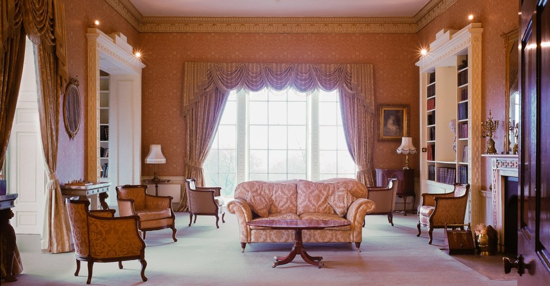 Architectural Photography - Historical Interiors