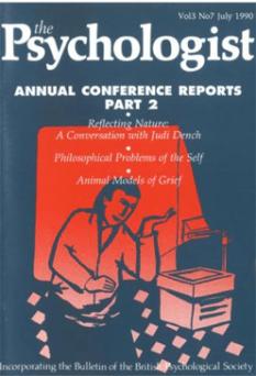 Psychologist May 1990
