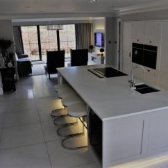 Shaker Style Kitchen Chandelier Kitchens Glasgow Bespoke Design For Your Home Blend Them All