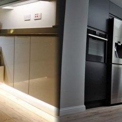 Kitchen Matt Frosted Glass Doors For Cabinets Should I Choose Or Gloss Bespoke Kitchens Glasgow