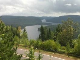 Possibly Lake Wapizagonke.