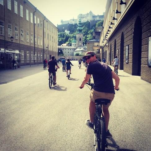 Fräulein Maria's Cycling Tour