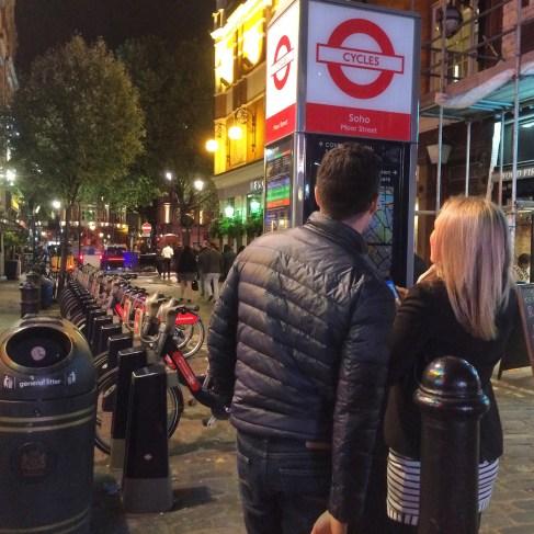 Dan & London navigated