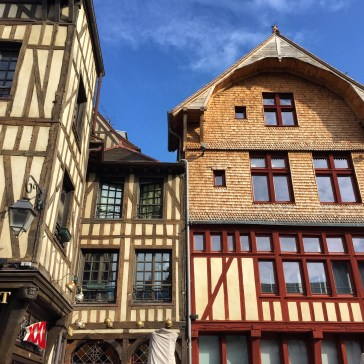 Troyes, France.