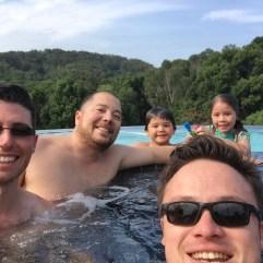 Infinity pool: awesome idea.