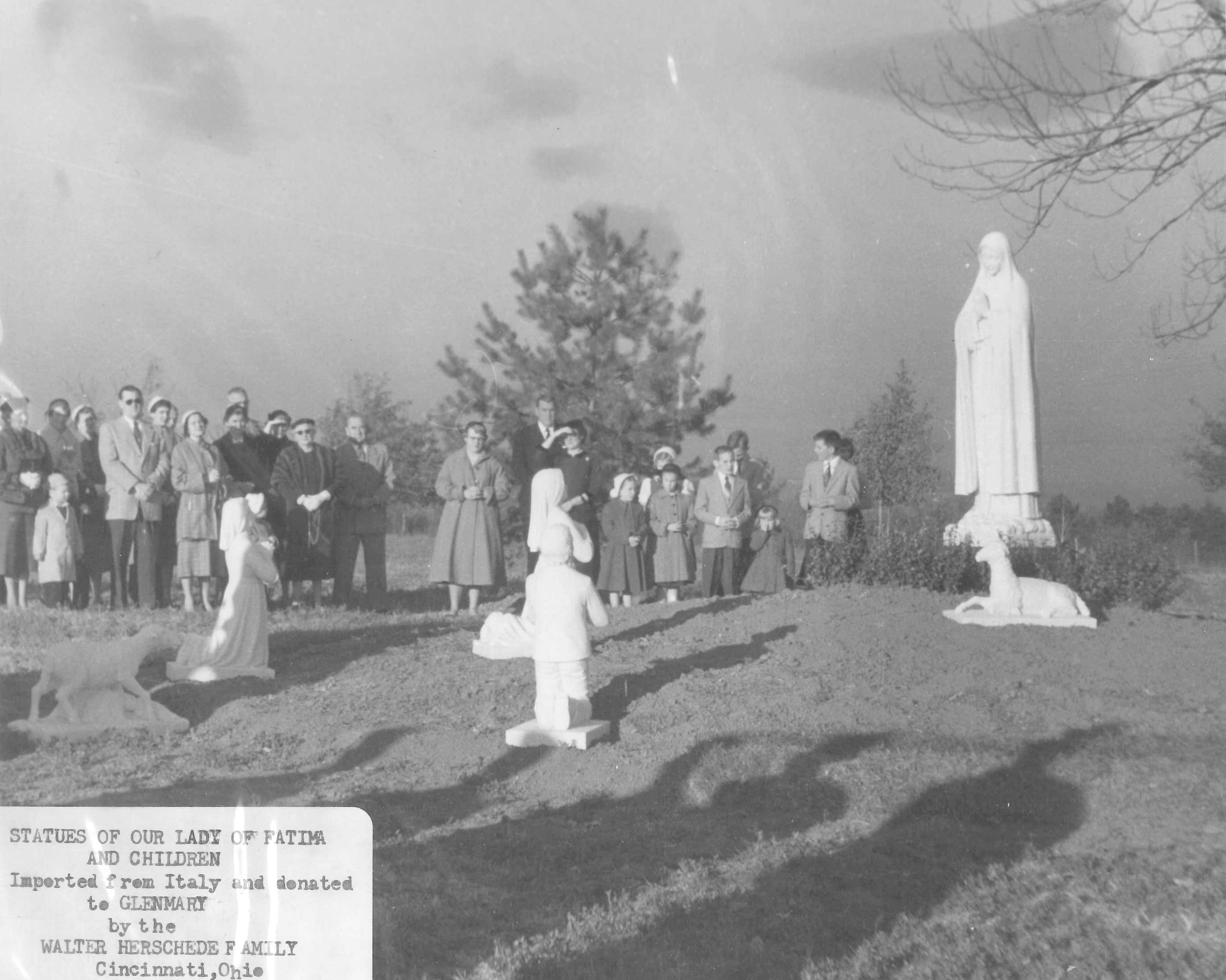 Our Lady of Fatima, history of a shrine