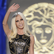 Donatella Versace, May 2