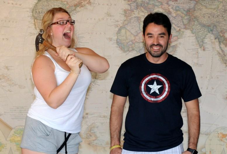 Tamara WIlliams & Frederico Rodriguez