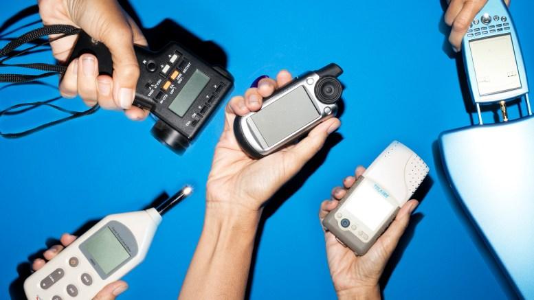 a collection of environmental sensors
