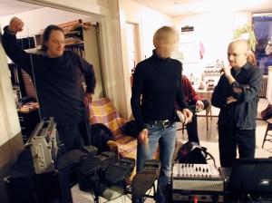 Martin Herman, Amy Knoles & Joshua Fried