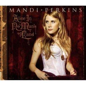 """cover of Mandi Perkins album """"Alice in No Man's Land"""""""