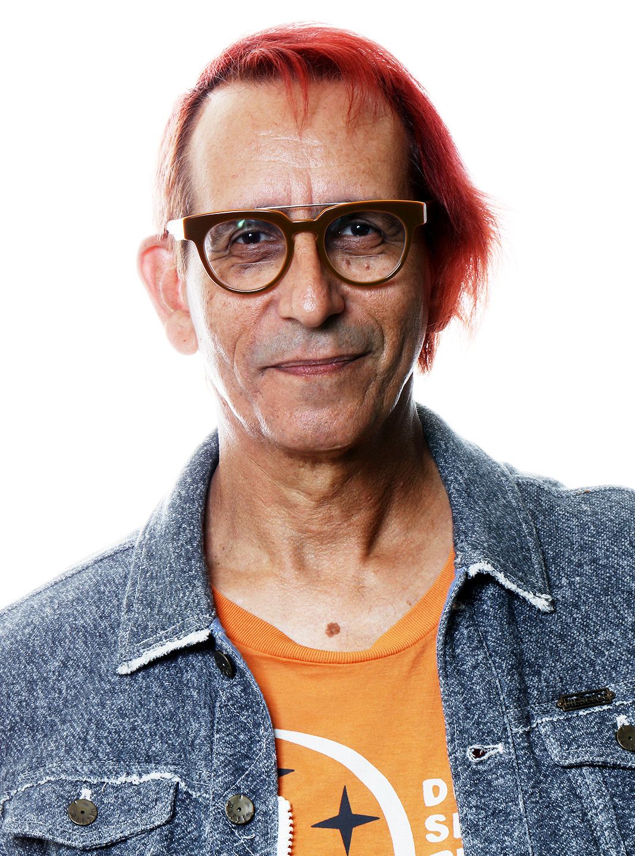 Headshot of Glenn Zucman with short, red-copper hair