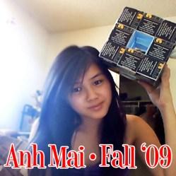 Anh Mai, Fall '09
