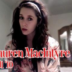 Lauren MacIntyre, Fall '10