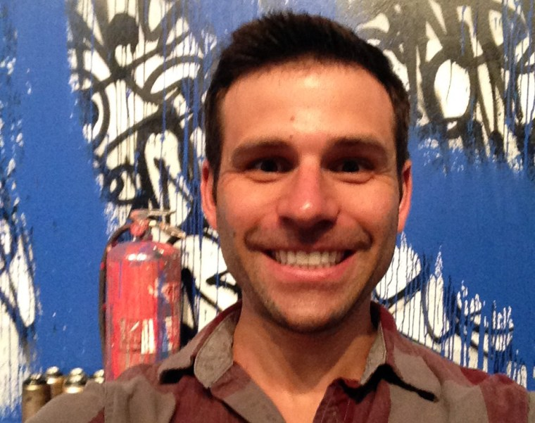 Ryan Webster at Long Beach Museum of Art