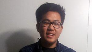 headshot of CSULB student Joshua Hyun