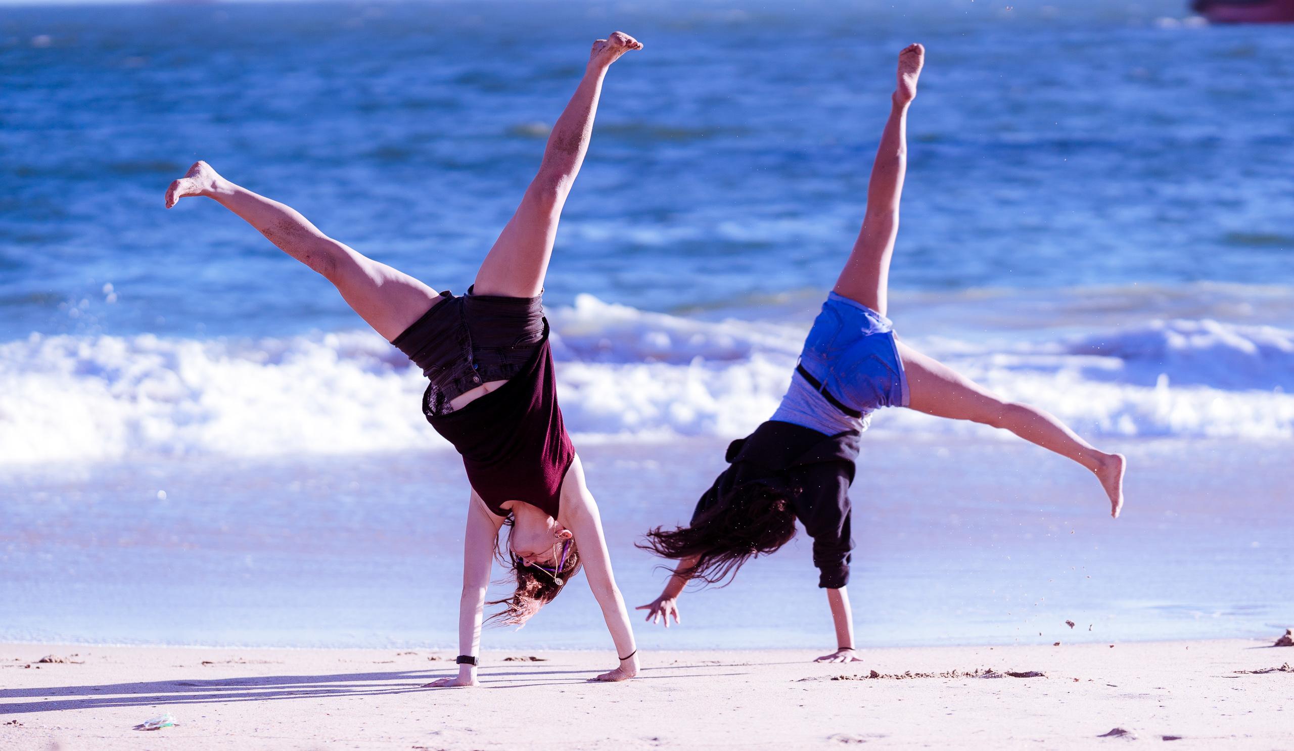 Erica Lander & Audrey Resella