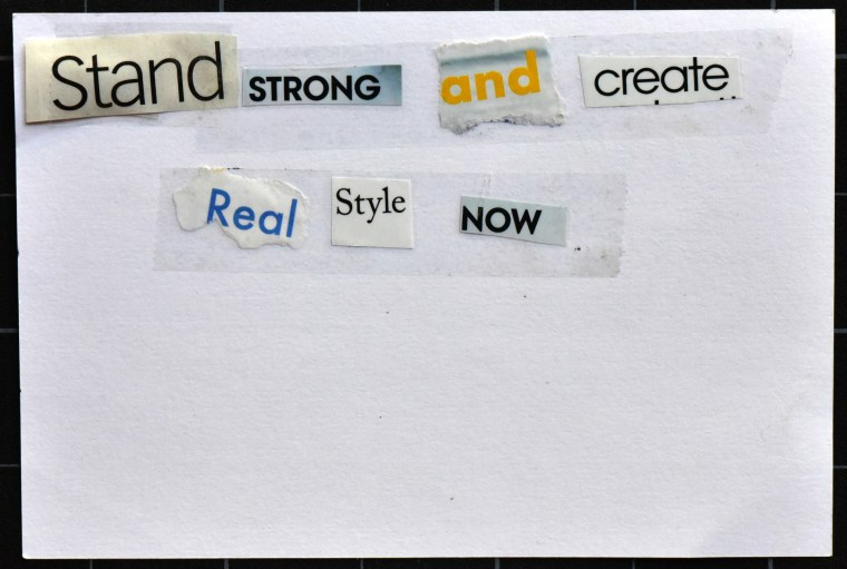 Stand strong and create real style now