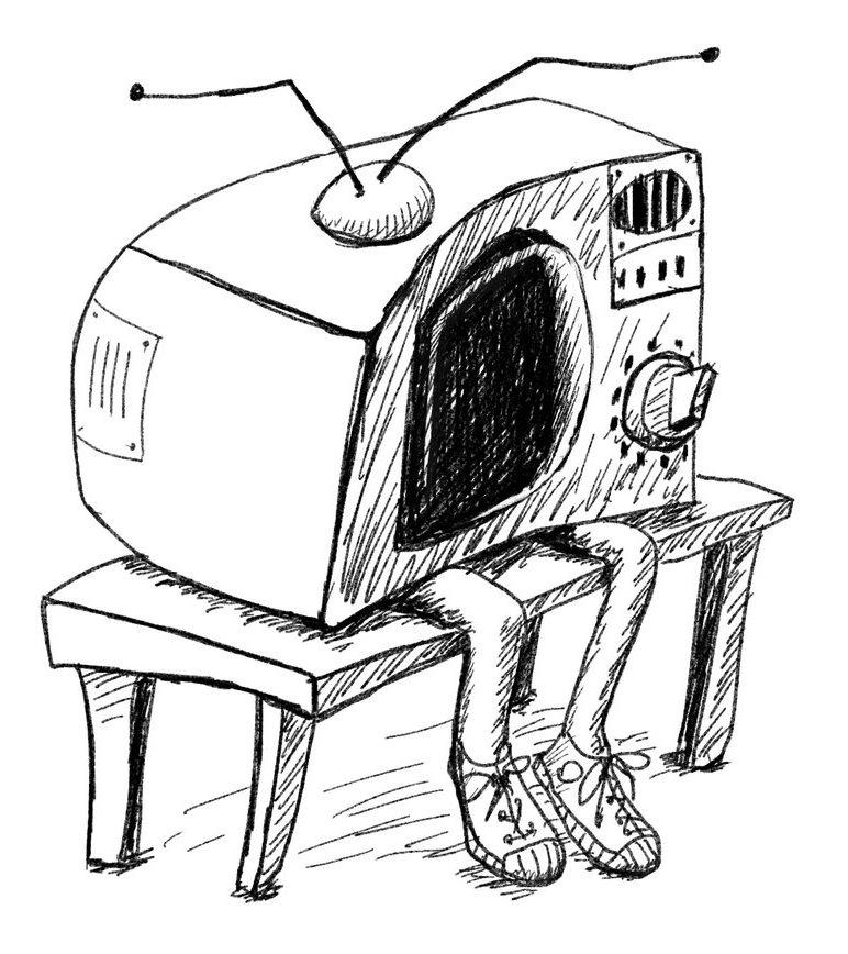 God, Please turn me into a TV