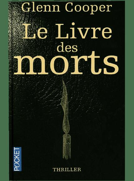 Le Livre Des Morts Glenn Cooper : livre, morts, glenn, cooper, Livre, Morts, Glenncooperbooks.com