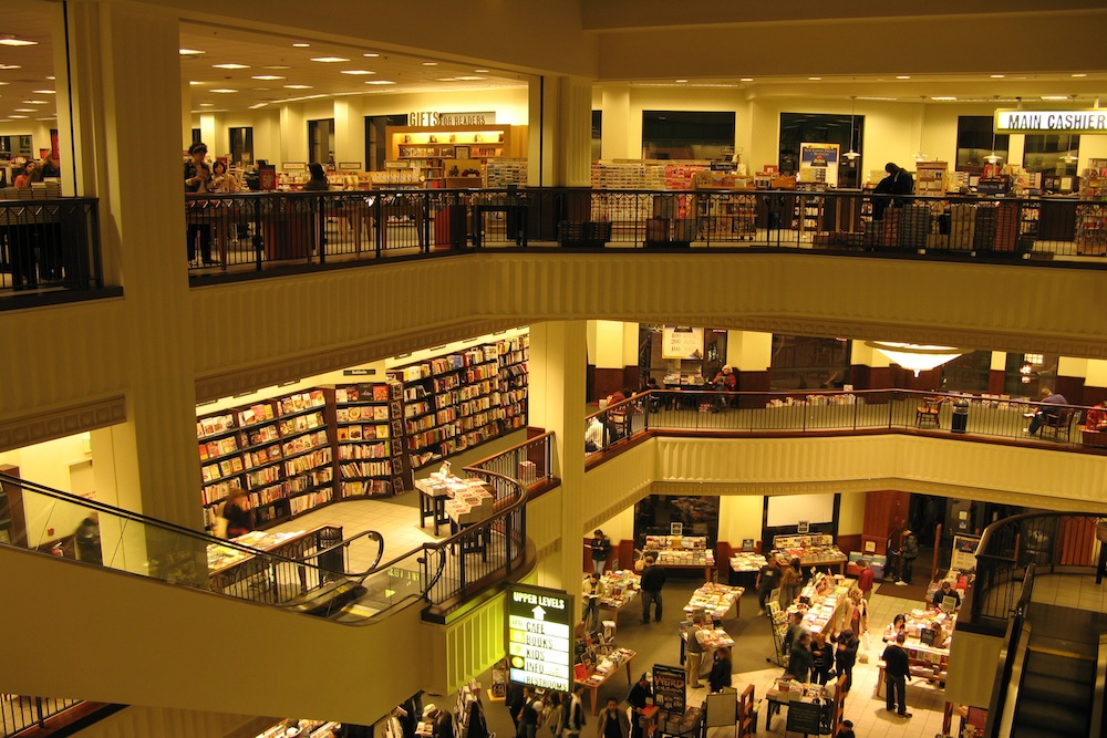 Picture of Barnes & Noble store