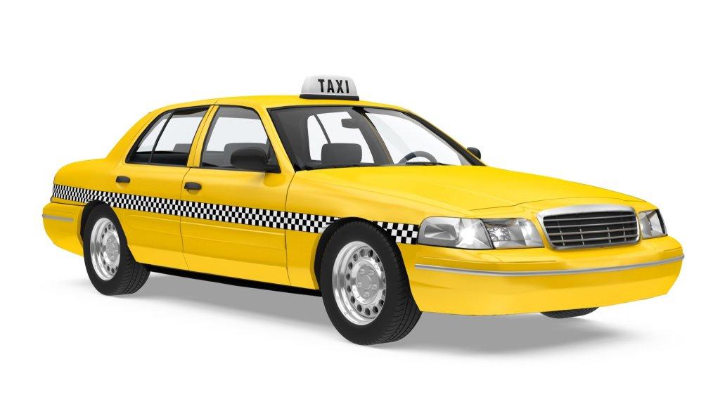 Yellow cab image