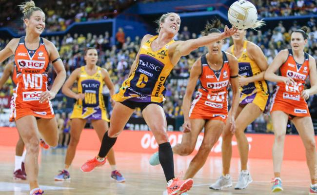 Suncorp Super Netball Archives