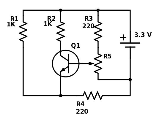 Understanding bipolar junction transistors