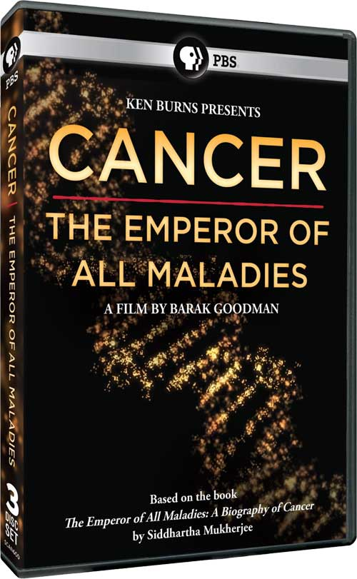 DVD Cover - Cancer: Emperor of All Maladies