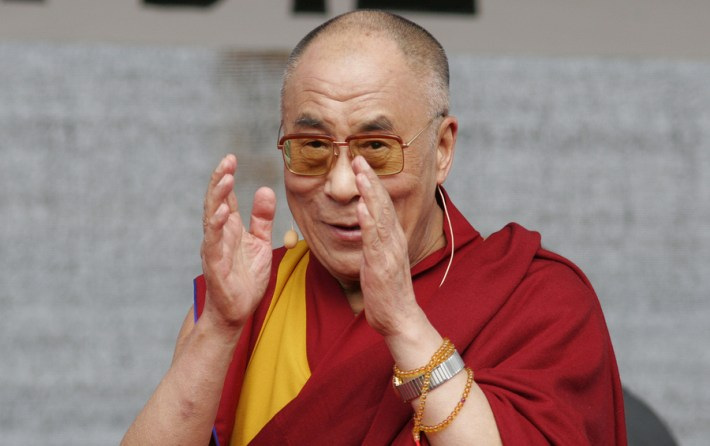 His Holiness, Dalai Lama
