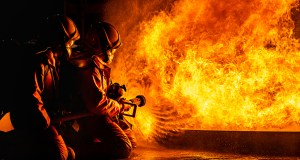 Public Health on Fire