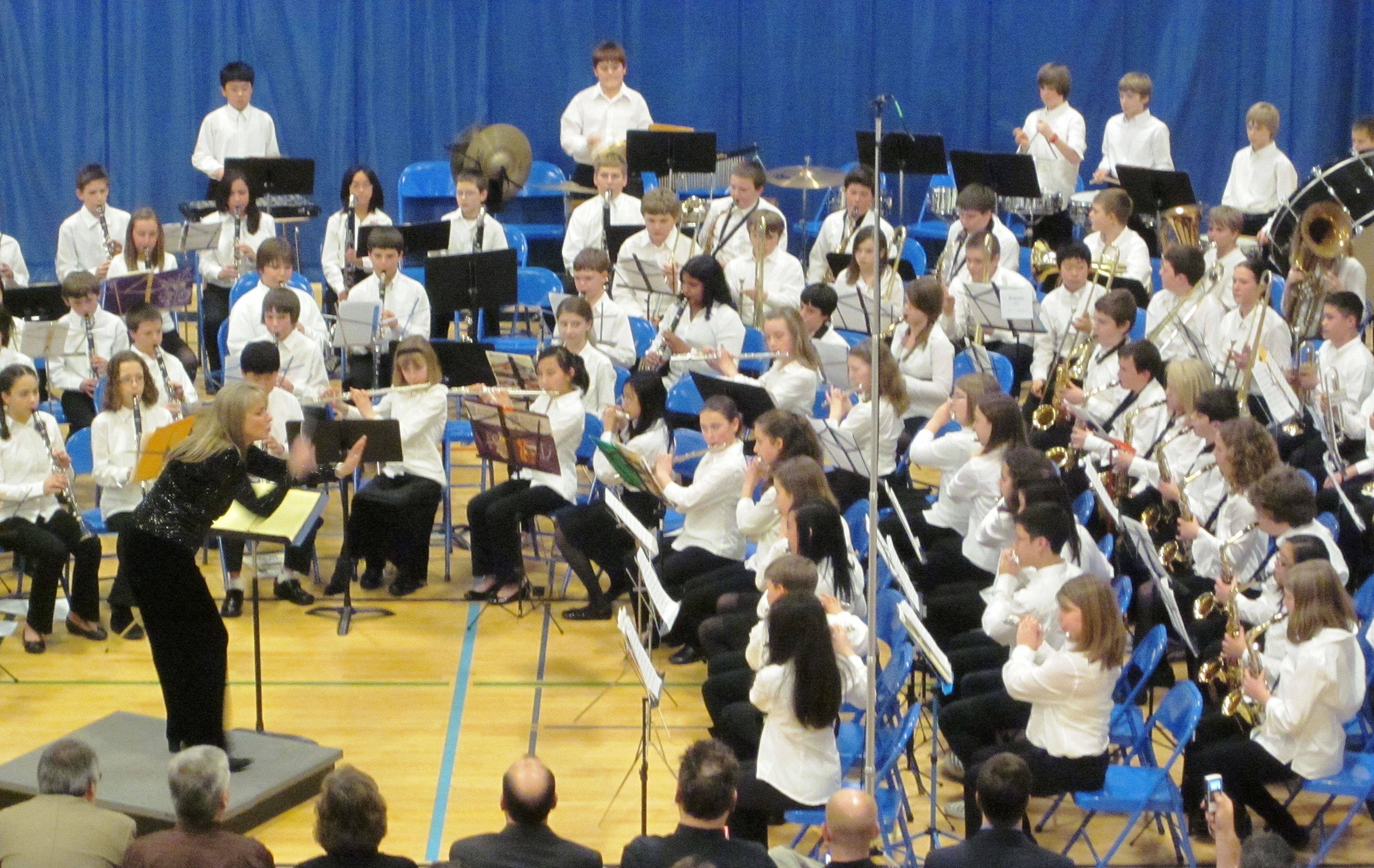 Elementary Honors Concert Orchestra Choir Band Northshore School District Glenn S Trumpet Notes