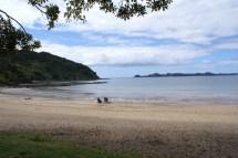 Long beach a 1,5 km de Russell