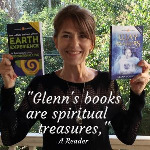 Glenn Younger's books are spiritual treasures. Fiction and non-fiction for spiritual self-explorers