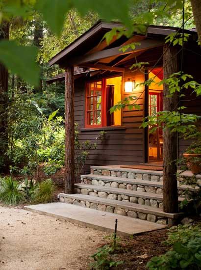 Glen Oaks Big Sur  Big Sur Cabin