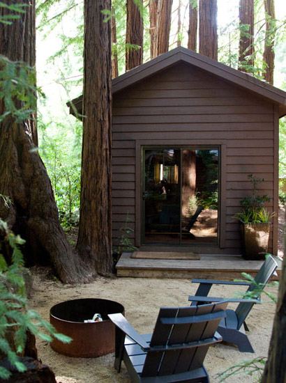 Glen Oaks Big Sur Little Sur Cabins