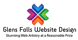 Glens Falls Website Design Logo