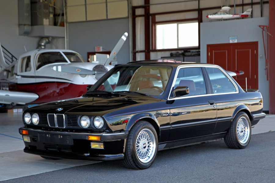 1987 BMW 325iS | Glen Shelly Auto Brokers — Denver, Colorado