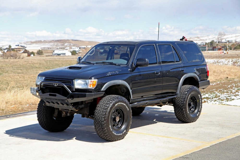 medium resolution of 1998 toyota 4runner limited 4x4 v6