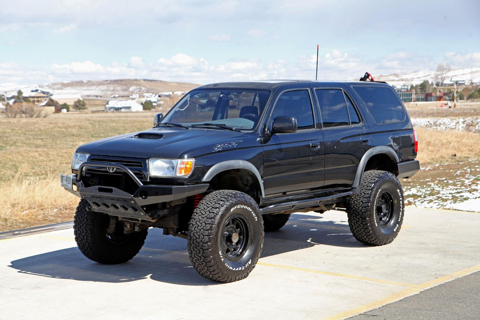 hight resolution of 1998 toyota 4runner limited 4x4 v6