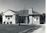 P 42, 1963, Medical residence, built 1954 by Peak Construction