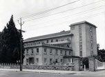 P 43, 1963, Nurses Home, Exterior view looking NE