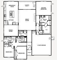 Richmond American Floor Plans