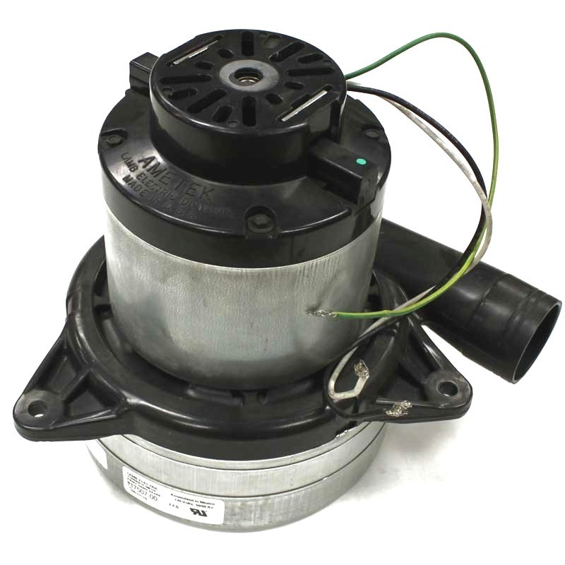 New Genuine Ametek Lamb 3 Stage Central Vacuum Motor