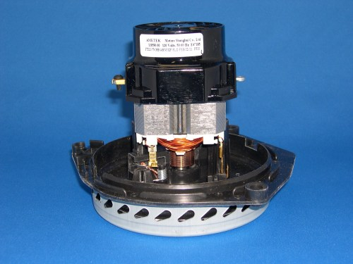 27212079 Hoover Steam Vac  motor 7.9A with permanent metal fan case
